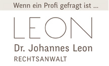 LeonLaw | Link to Homepage